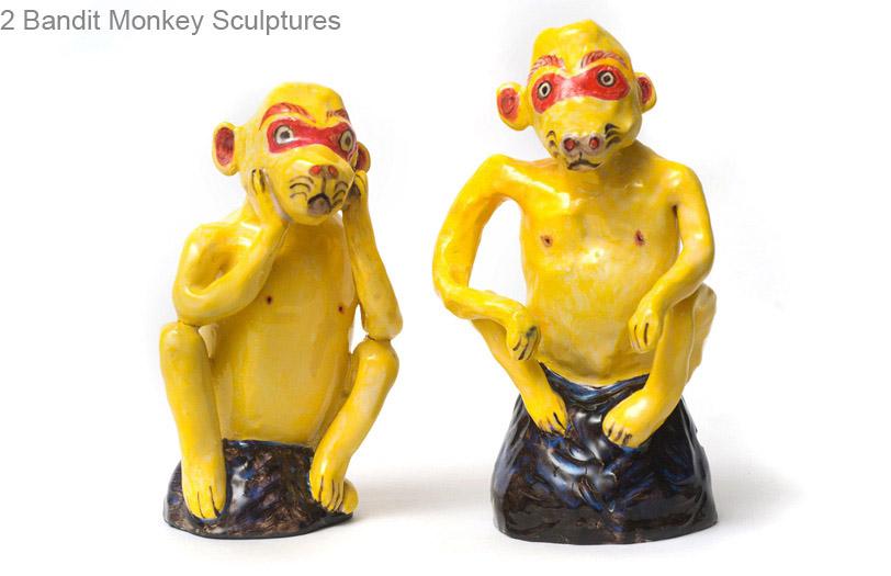 2 Bandit Monkeys