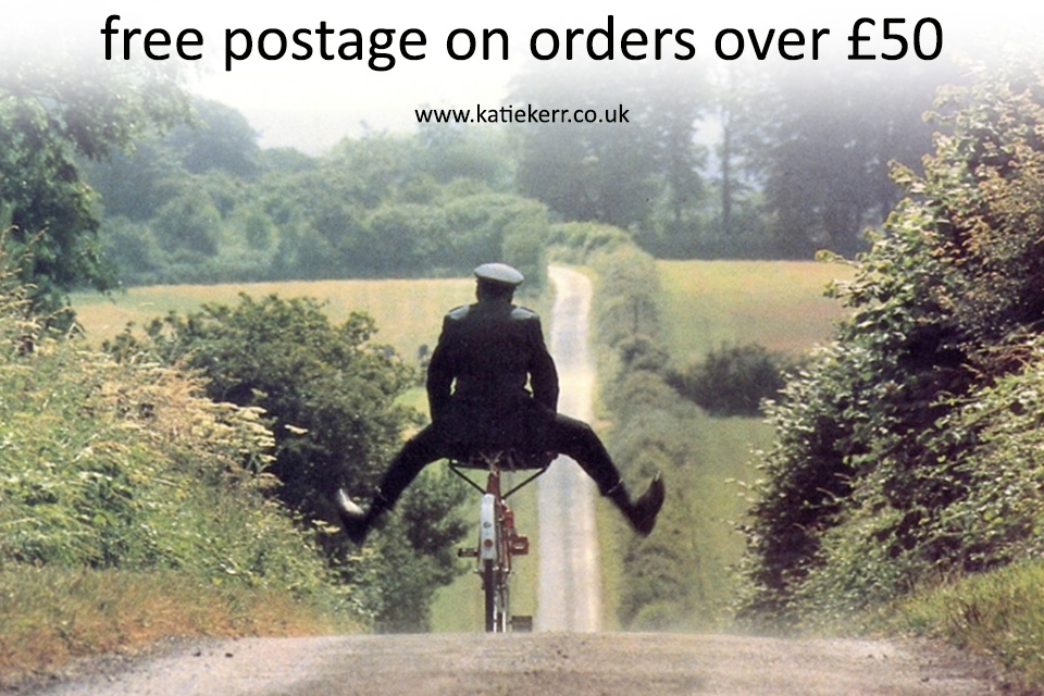 Free postage over £50