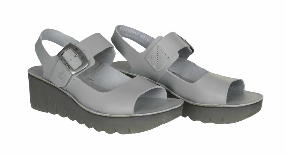 Fly Yail Sandal Grey
