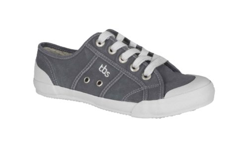 TBS Opiace Pumps Dark Grey