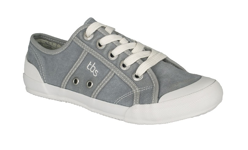 TBS Opiace Pumps Grey