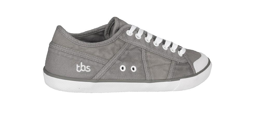 TBS Violay Pump Grey