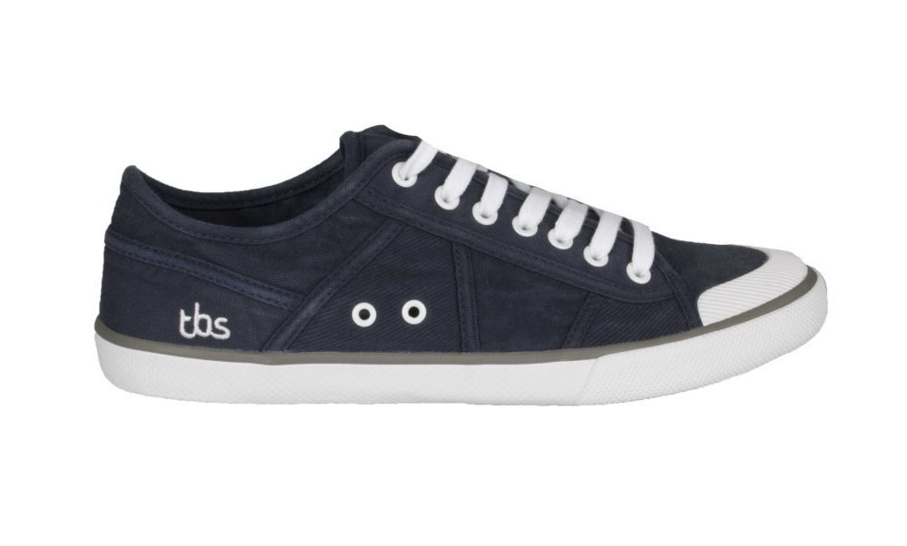 TBS Violay Pump Navy Blue