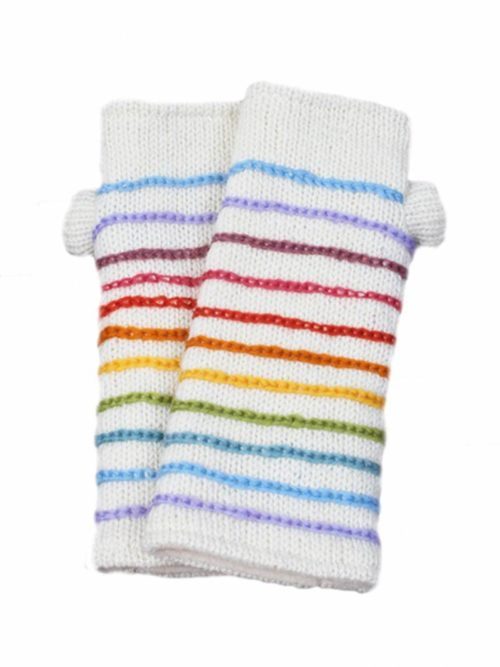 Greenwich Village Wristwarmer Pachamama Katie Kerr Women's Clothing