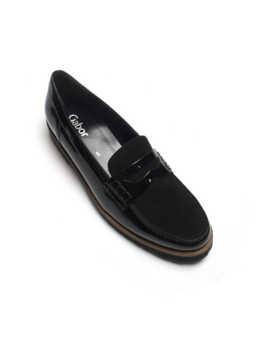 Gabor Skipper Shoe Black