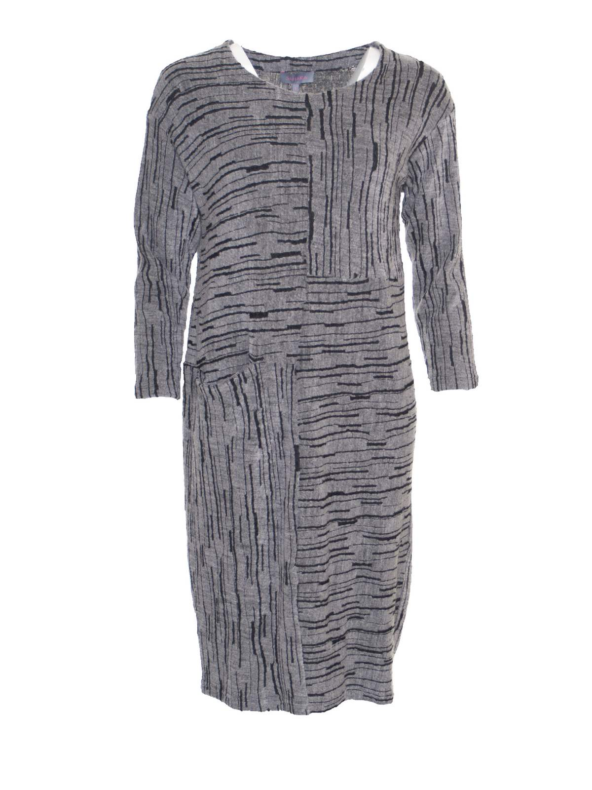 c70dae48ea Silver Birch Dress Grey - Katie Kerr - Women s Clothing - UK