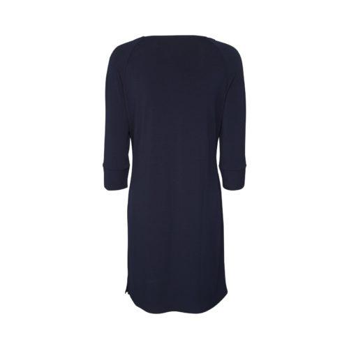 Volant 206 Dress Blue - Katie Kerr - Women s Clothing - UK 1601477866a