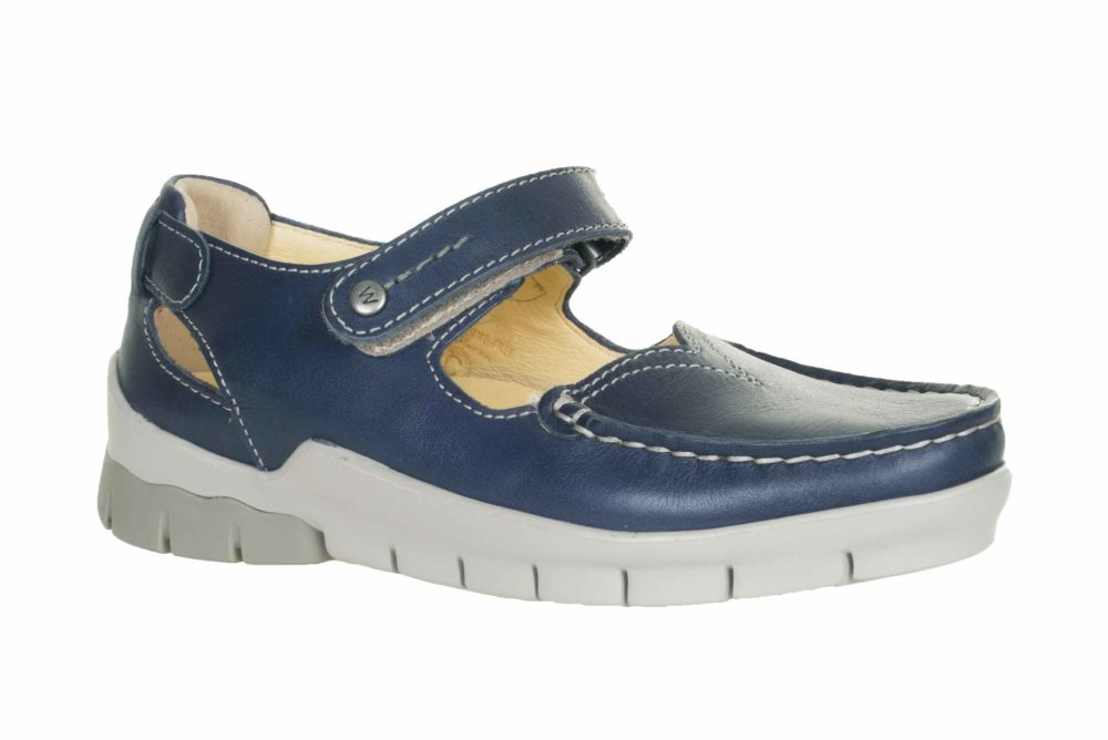 Wolky Polina Blue Sandal