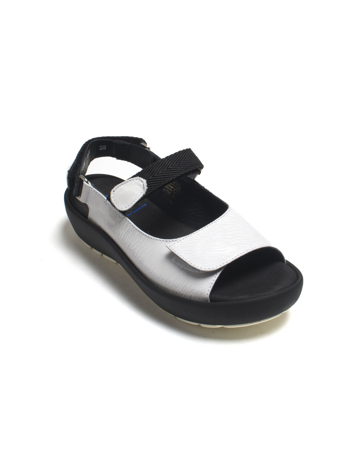 9a0bfde47d Jewel Canals Sandals White - Katie Kerr - Women s Clothing - UK