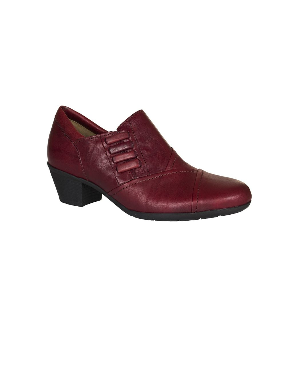 GB182 Maria Heel Red