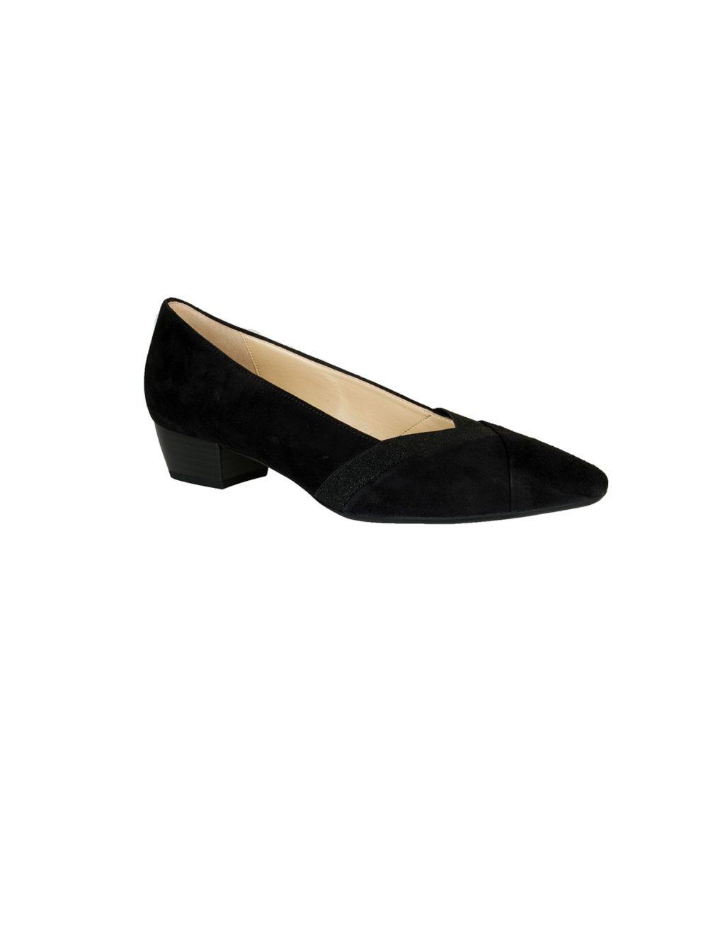 GB191 Opera Shoe Black