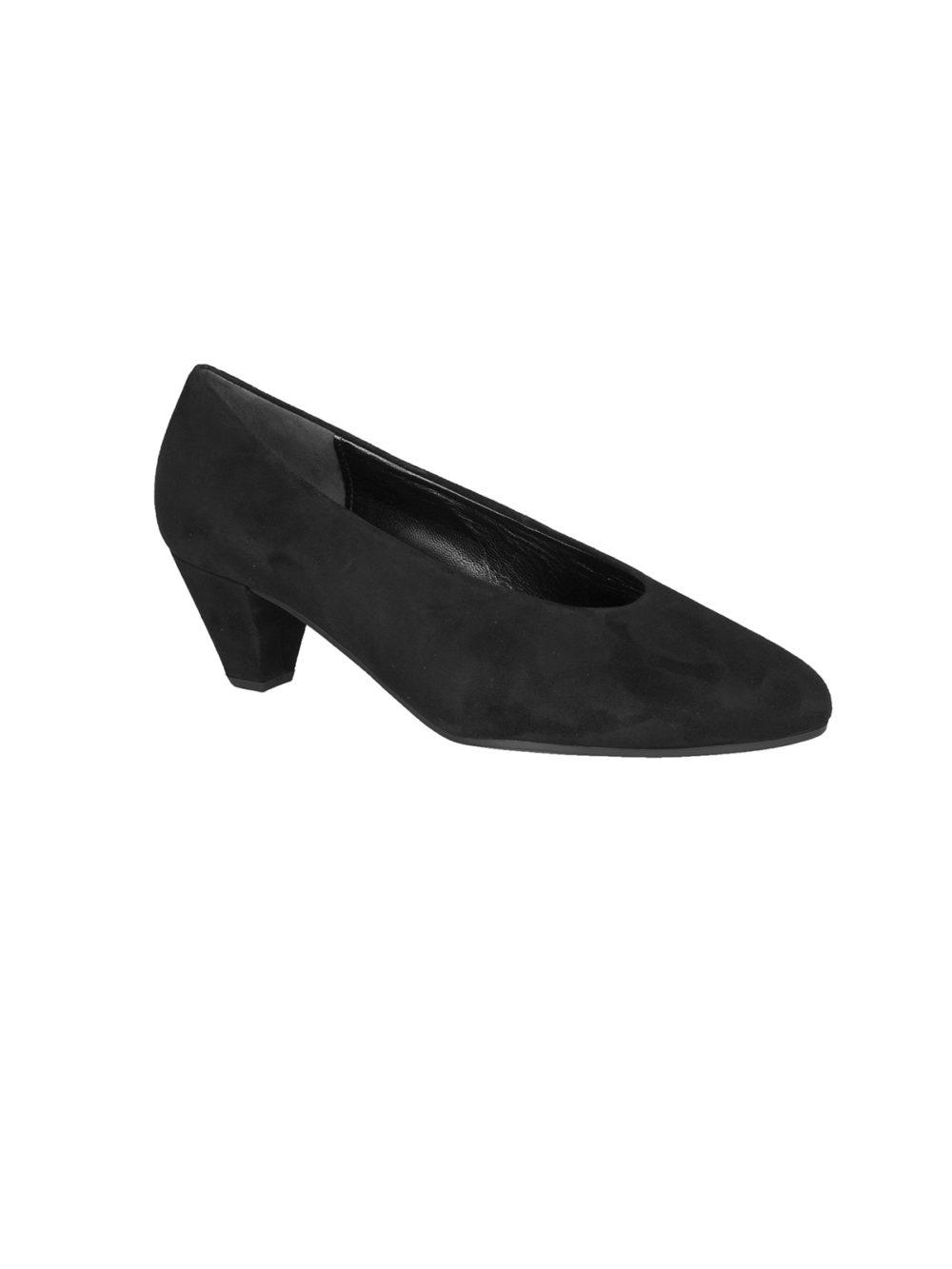 GB192 Gambit Heel Black
