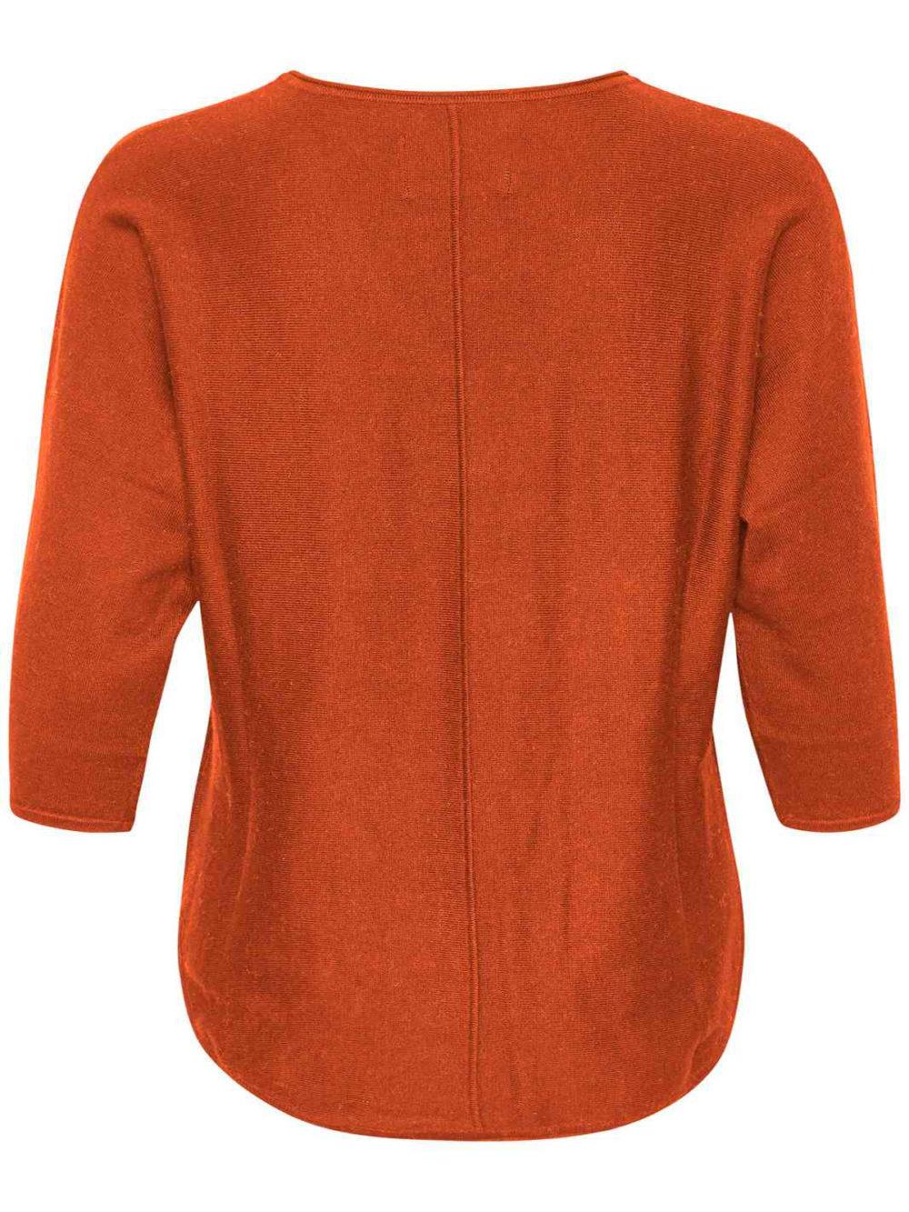 Hido Pullover Orange PT507