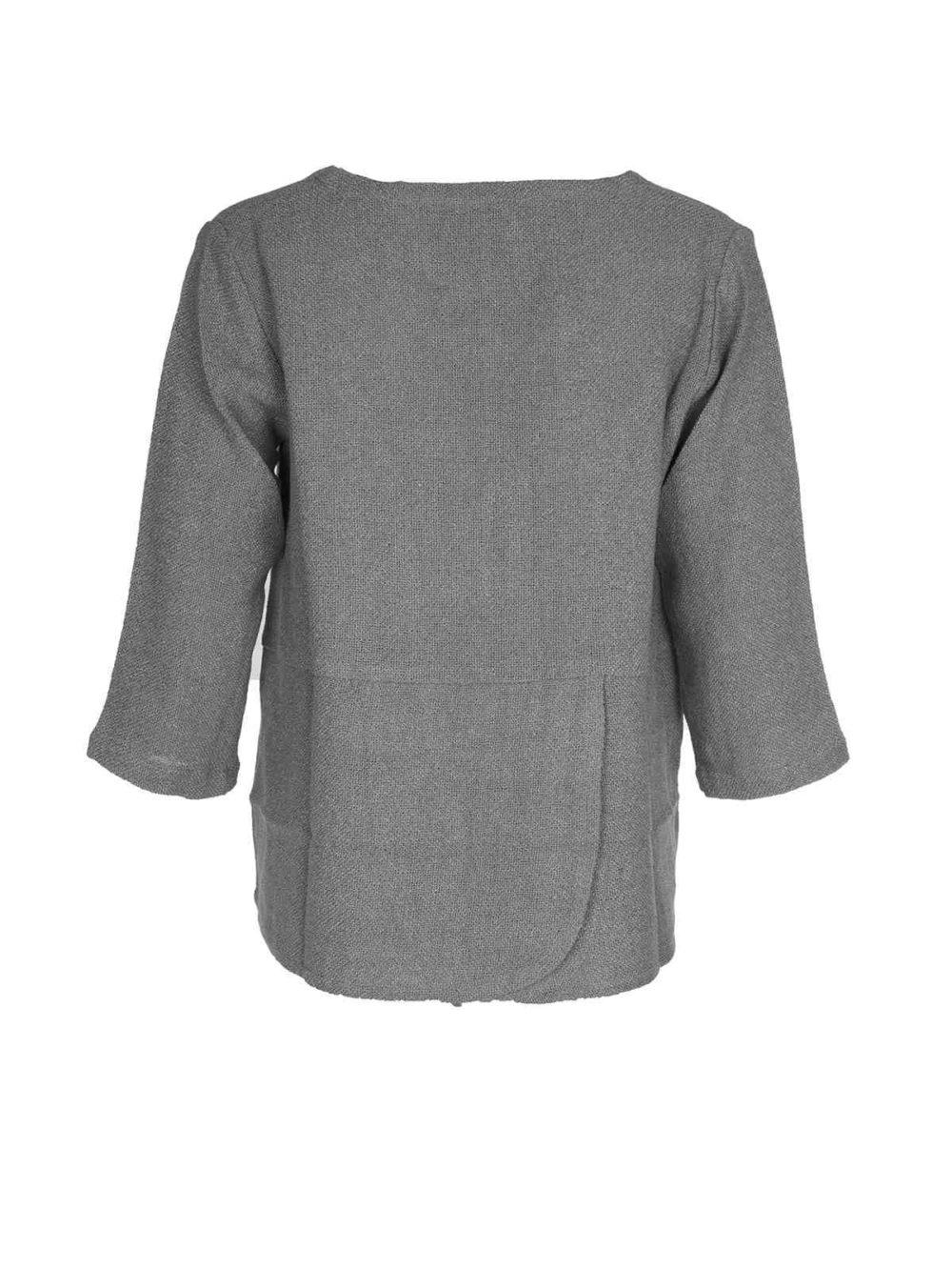 MA1387 Banuni Top Grey