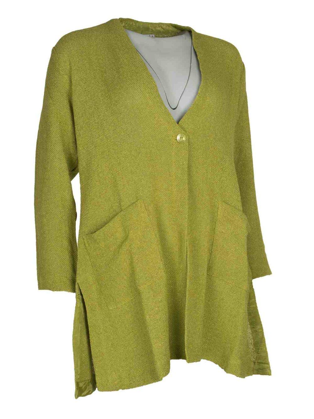 MA1394 Jordana Jacket Green