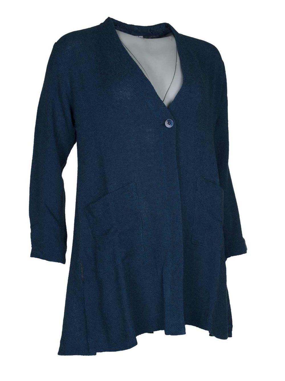 Jordana Jacket Blue