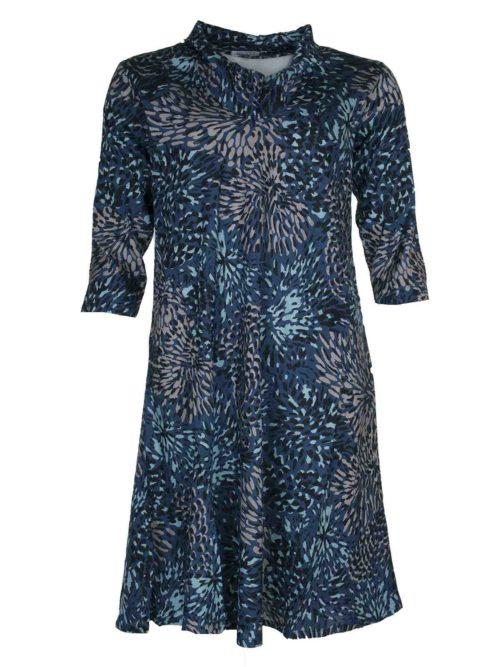 MA1400 Nevanna Dress Blue