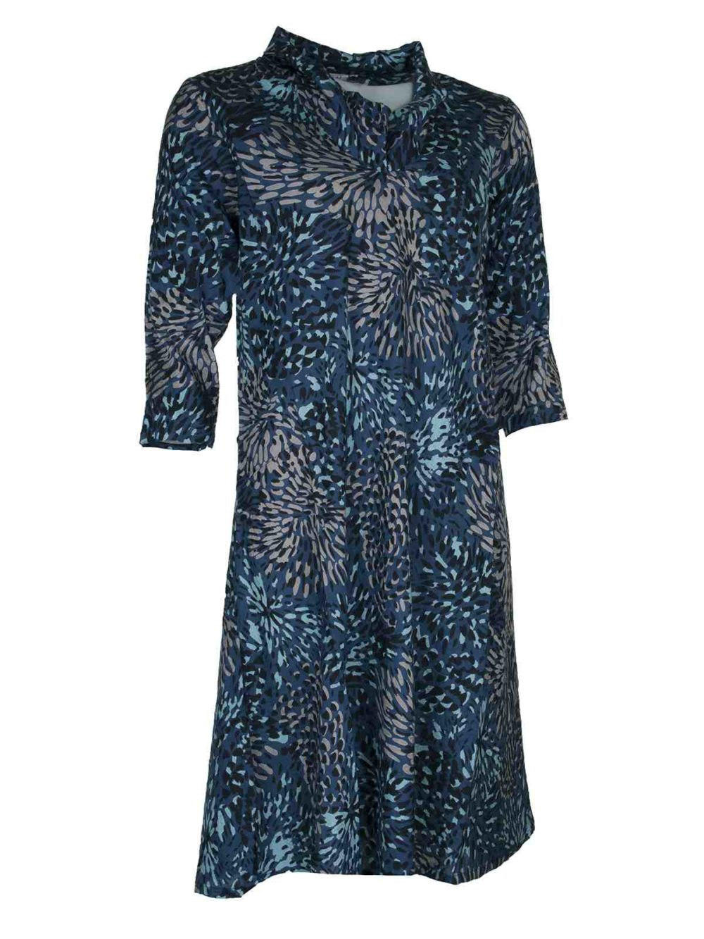 MA1400 Nevanna Dress Blue