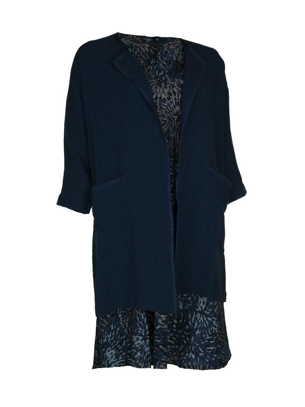 MA1408 Jarmis Jacket Blue
