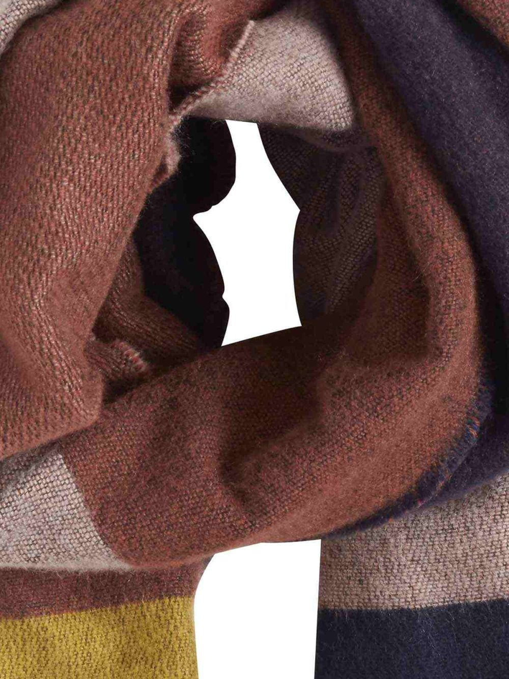 A Vicky Scarf ICHI Katie Kerr Women's Clothing