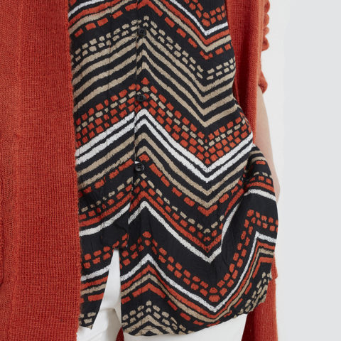 Itsi Blouse Pattern and Prints