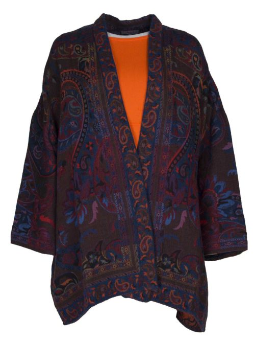 Indian Blanket Jacket