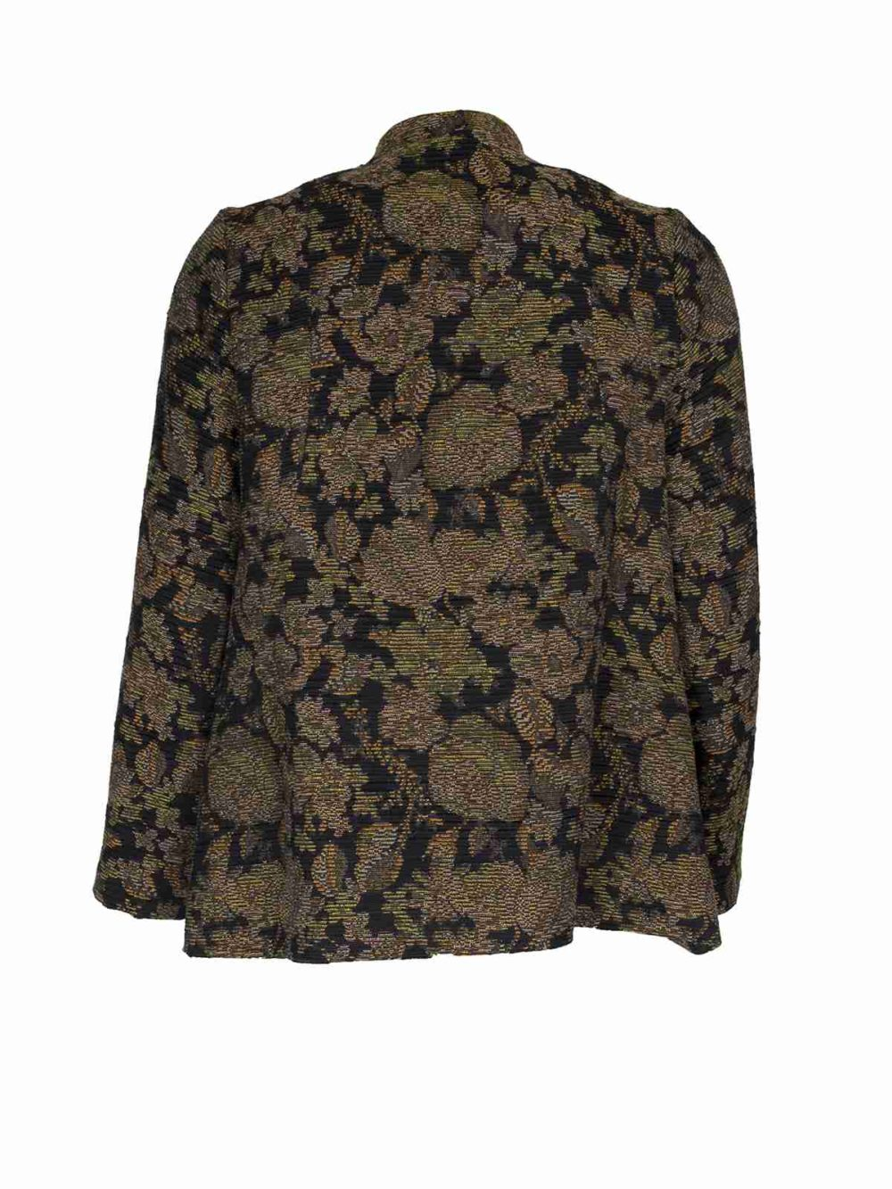 Chenille Flower Jacket