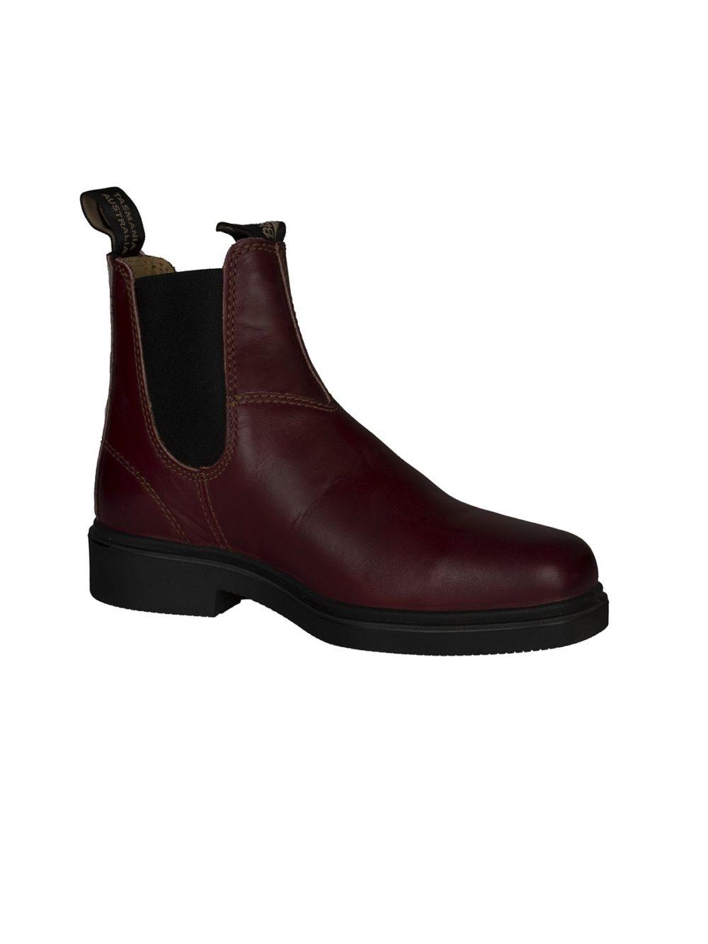 Chelsea Boot Burgundy 1302