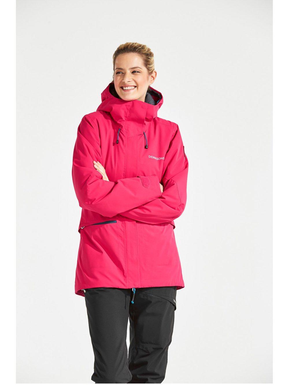 Alta Jacket Didriksons Katie Kerr Women's Clothing Women's Coats