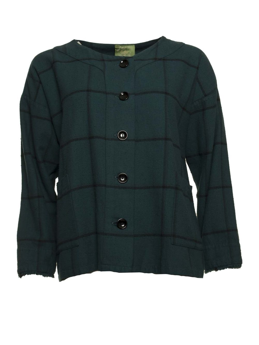 Wide Jacket 56v Out of Xile Katie Kerr Women's Clothing