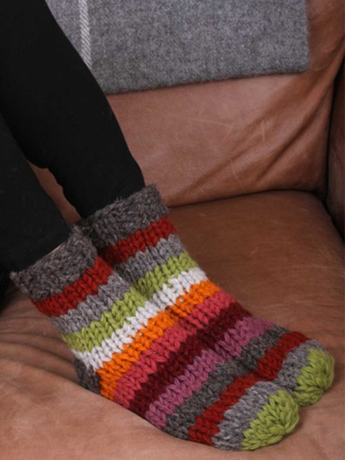 Cayambe Sofa Socks Pachamama Katie Kerr Women's Clothing