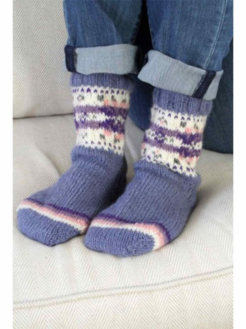 Inishmore Sofa Socks Pachamama Katie Kerr Women's Clothing