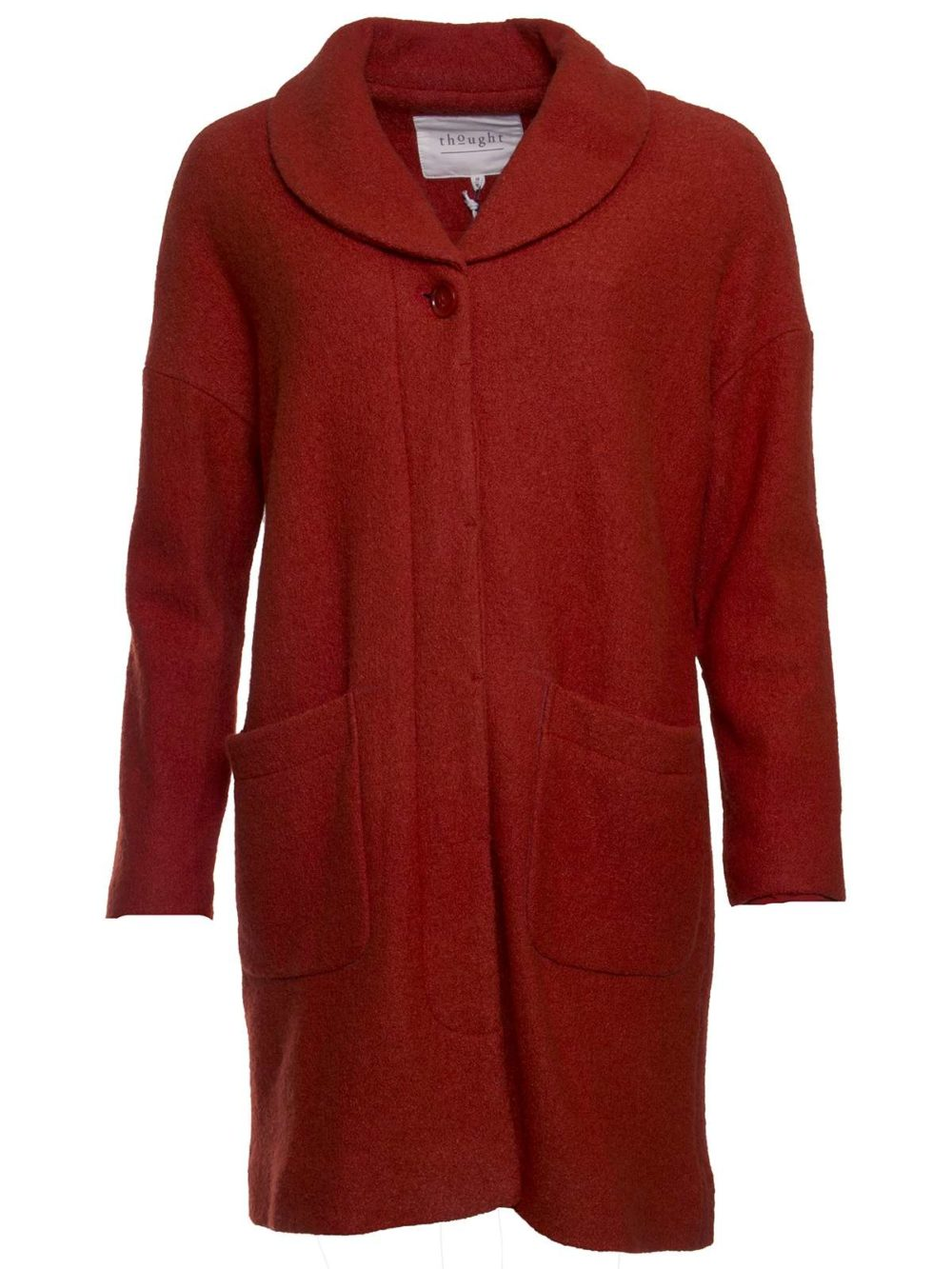 Gwendolyn Coat Thought Clothing Katie Kerr Women's Clothing