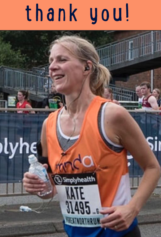 Katie Great North Run