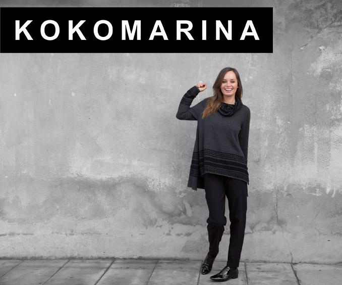 Kokomarina Zama Blouse