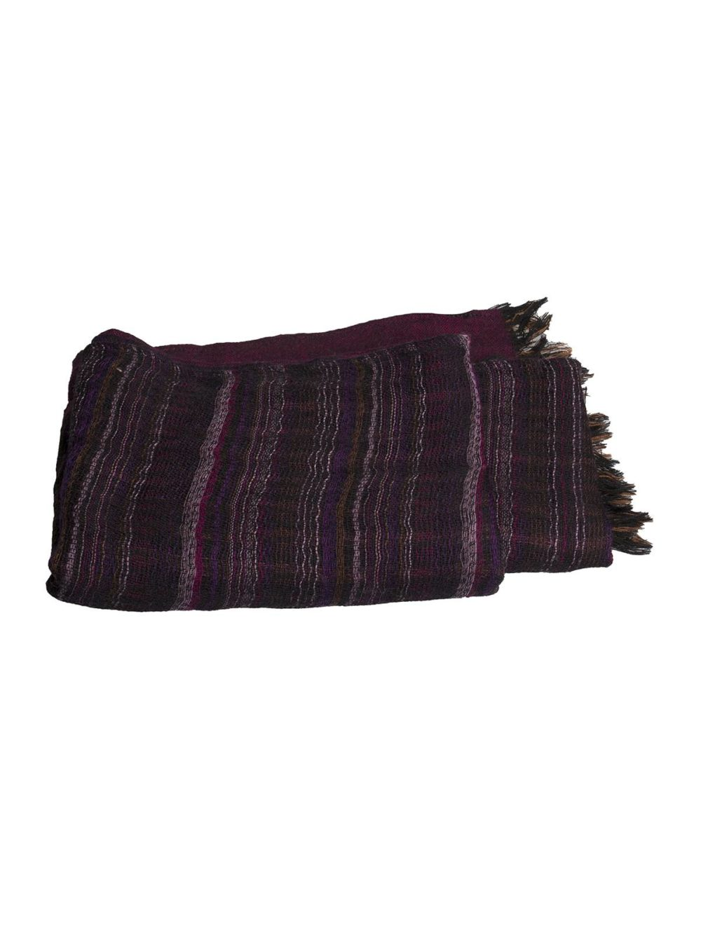 SCOTT3 Scarf Purple manicay Katie Kerr Women's Accessories Women's Clothing