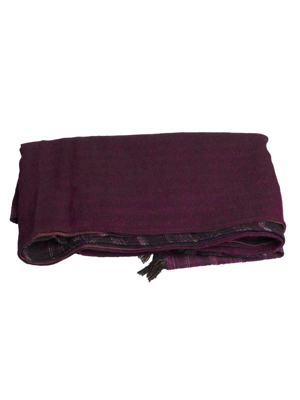 SCOTT3 Scarf Purple manicay Katie Kerr Women's Accessories Women's Clothing