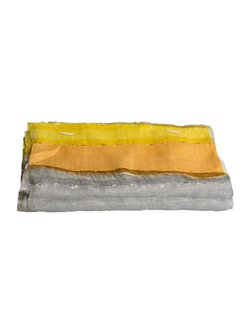 VRN009 Scarf Gold Manicay Katie Kerr Women's Accessories Women's Clothing