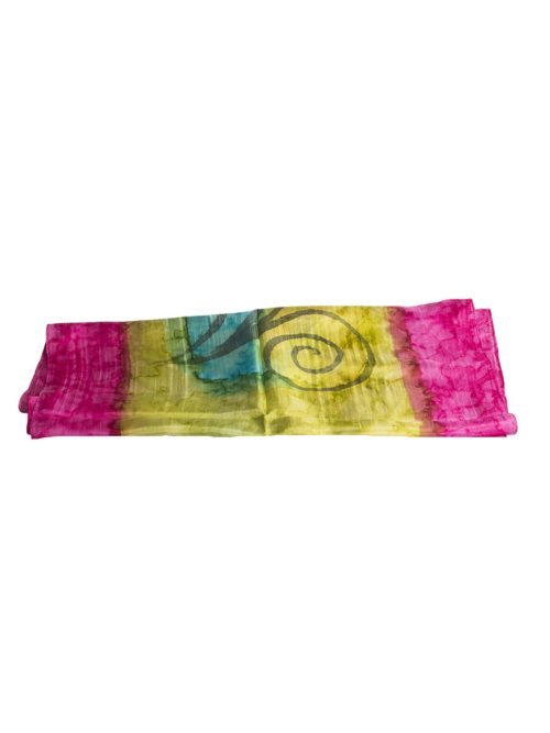 Gogo Single Scarf Pink Manicay Katie Kerr Women's Clothing