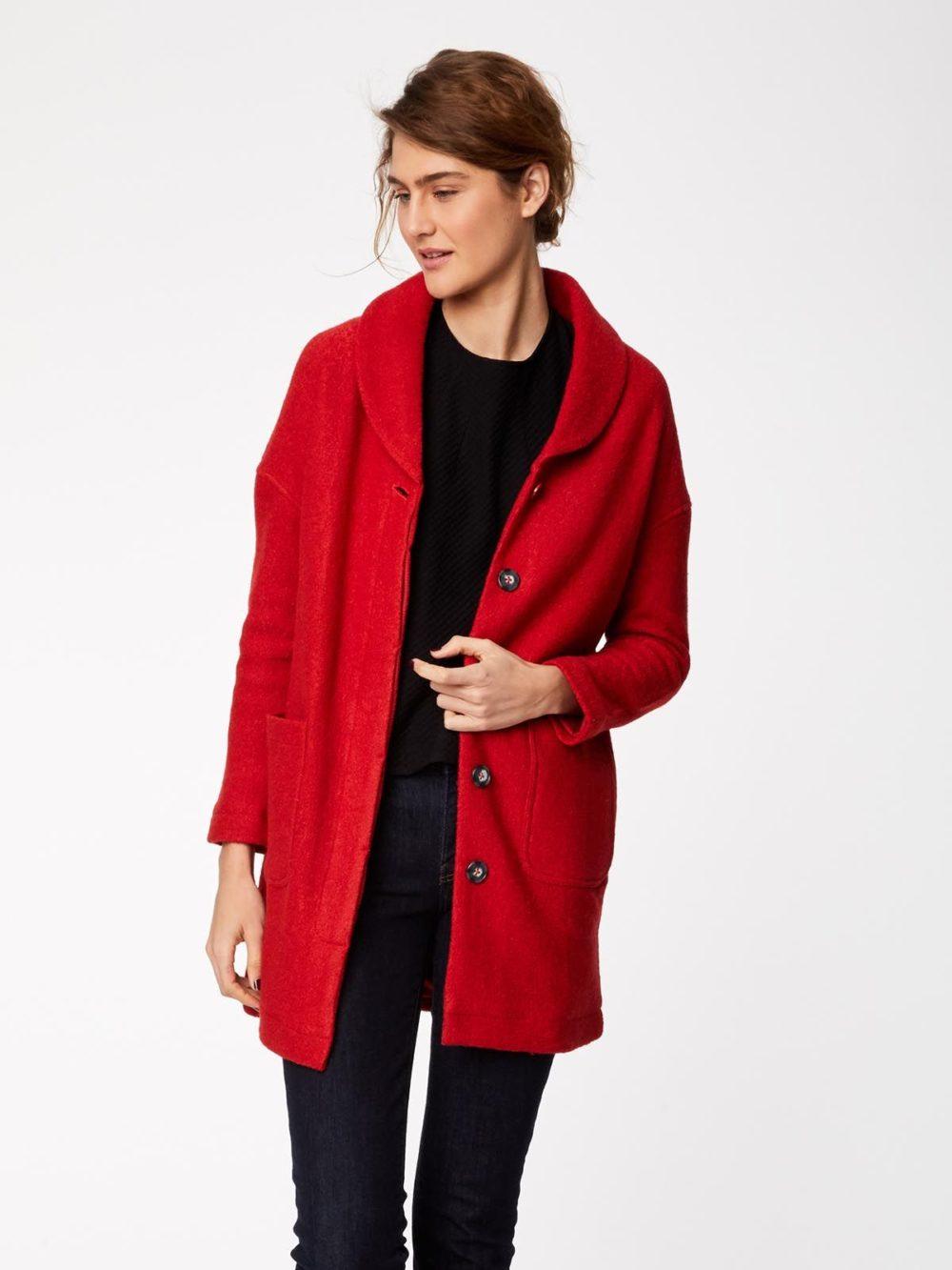 Thought Gwendolyn Coat