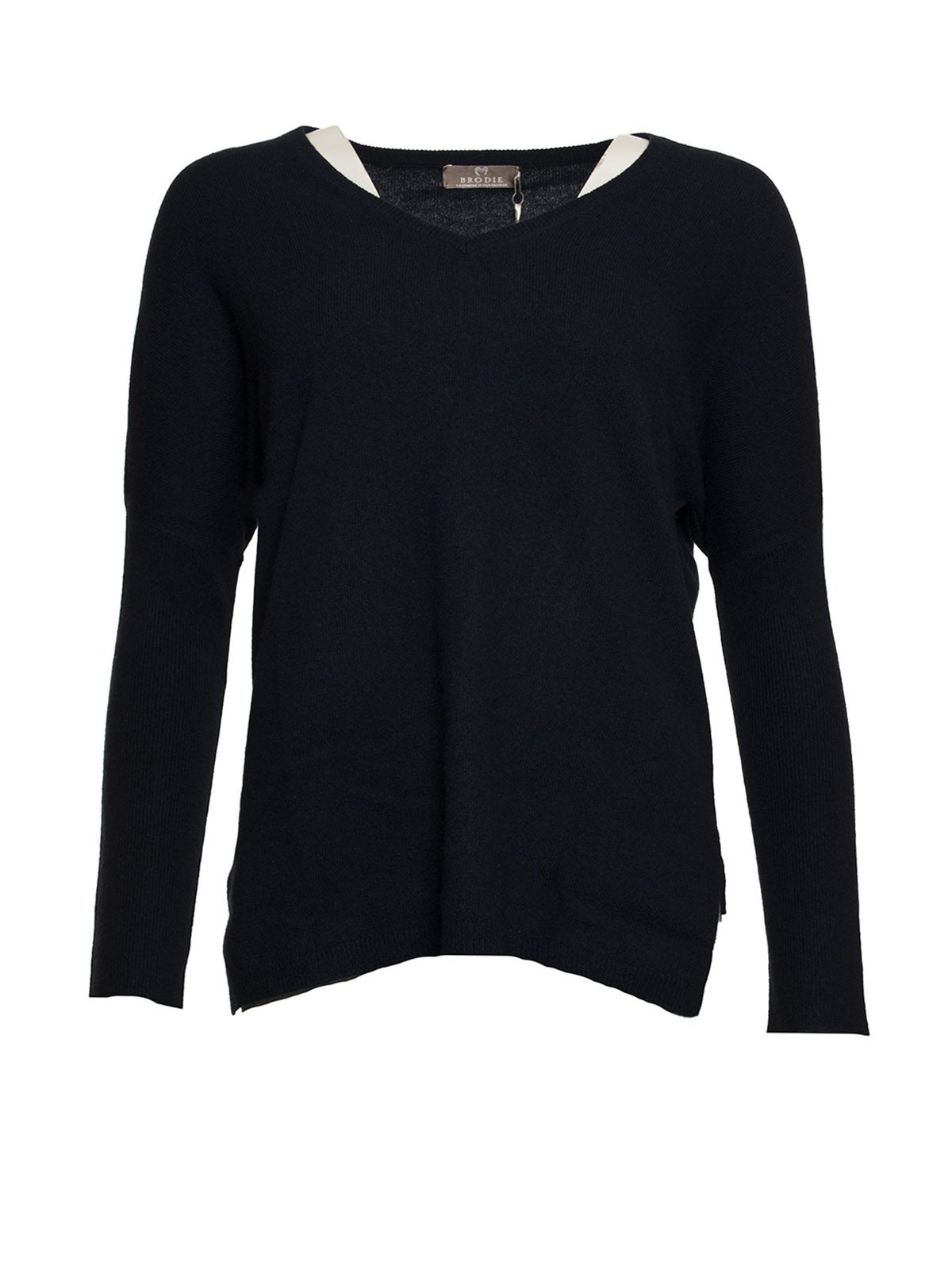 a59e456c326 Miss Darcey Jumper Brodie fine cashmere Women's clothing Women's knitwear