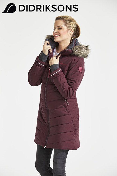 Didriksons Katie Kerr Women's Clothing Women's Coats