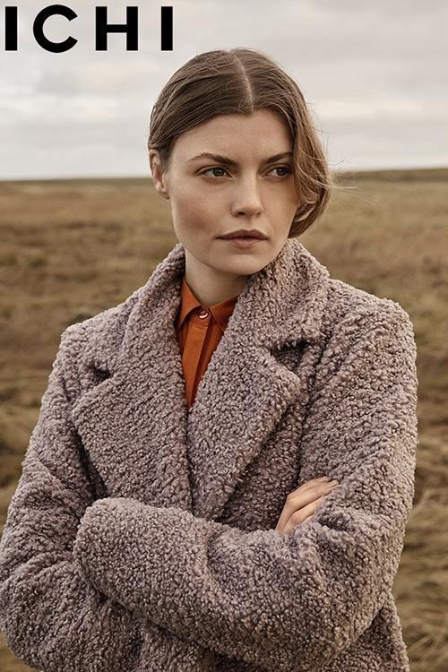 ICHI Katie Kerr Women's Clothing Women's Coats