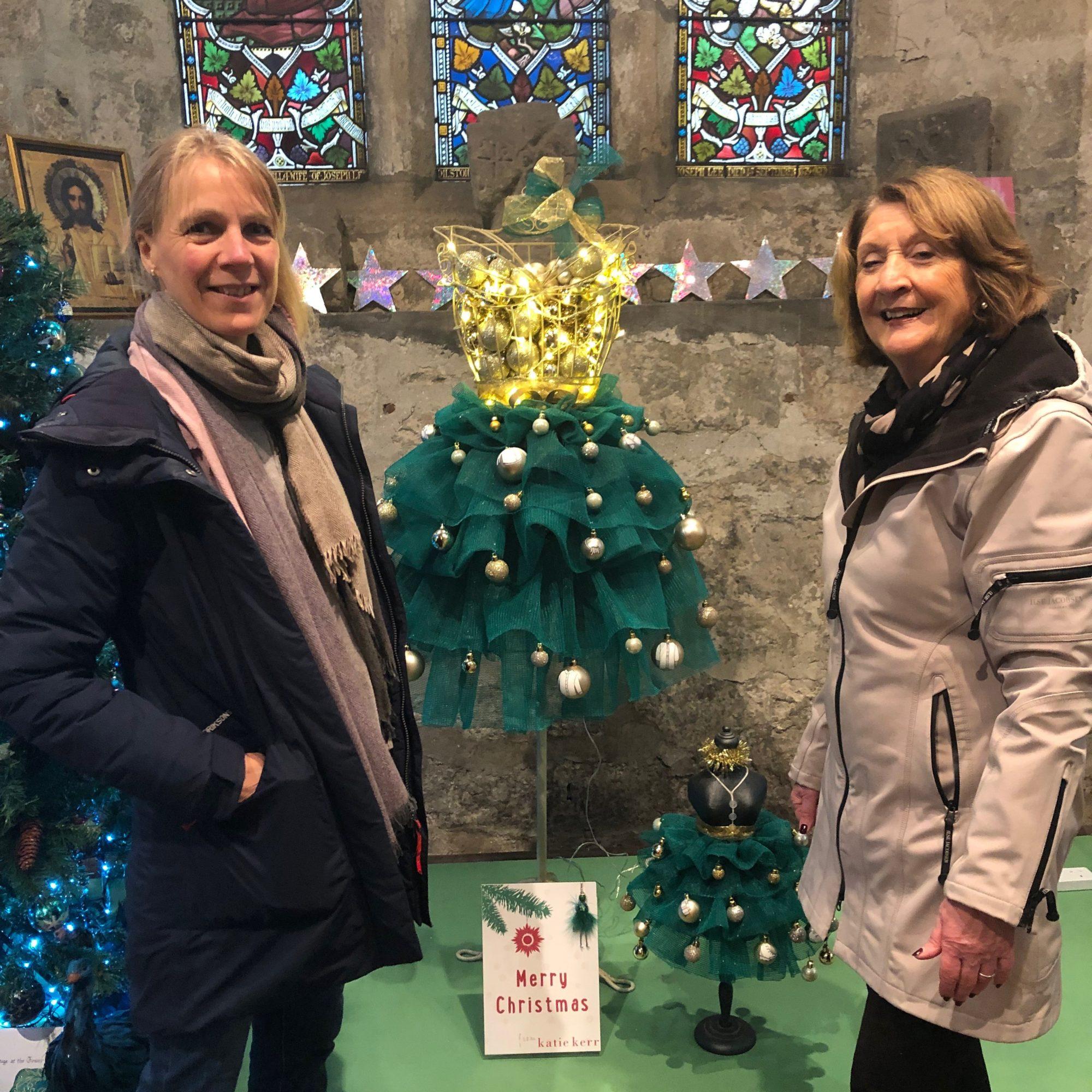 Katie Kerr Christmas Tree 2018