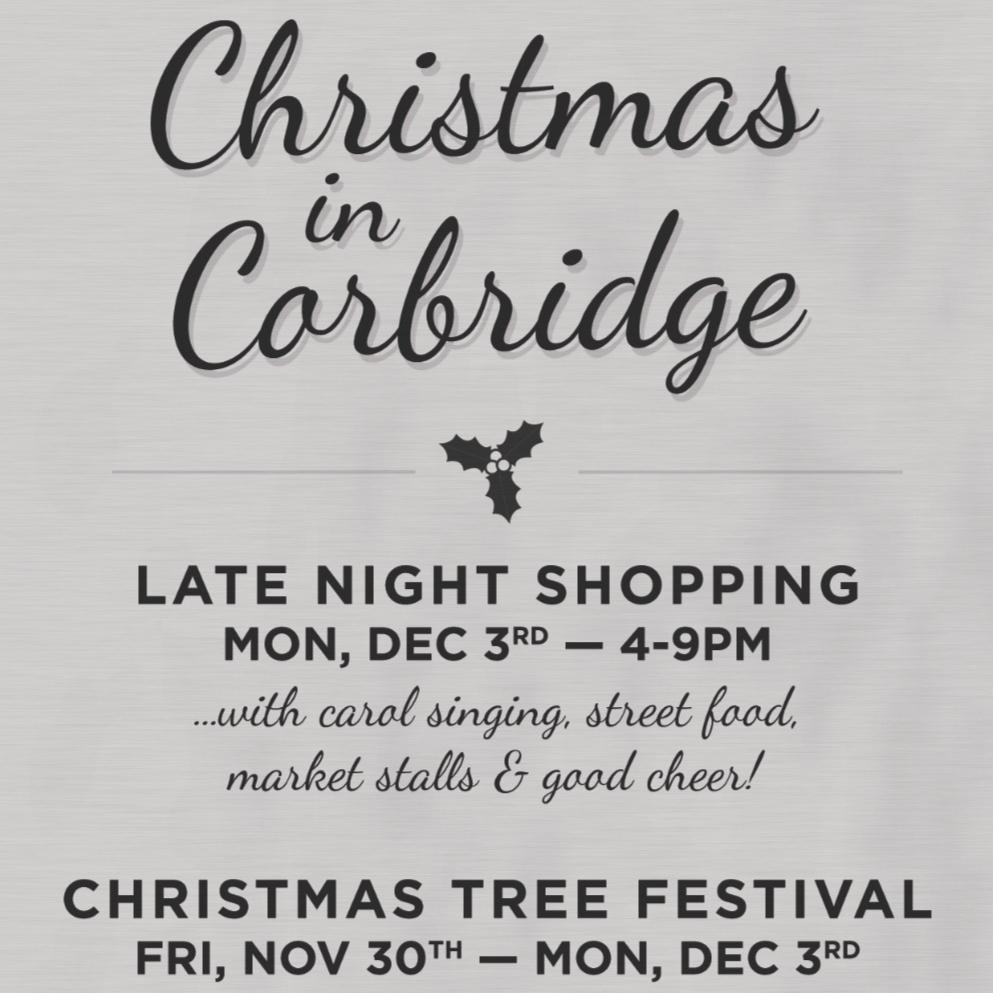 Christmas in Corbridge 2018