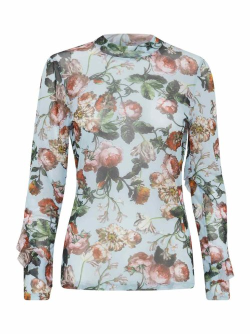 Garden Top ICHI Katie Kerr Women's Clothing