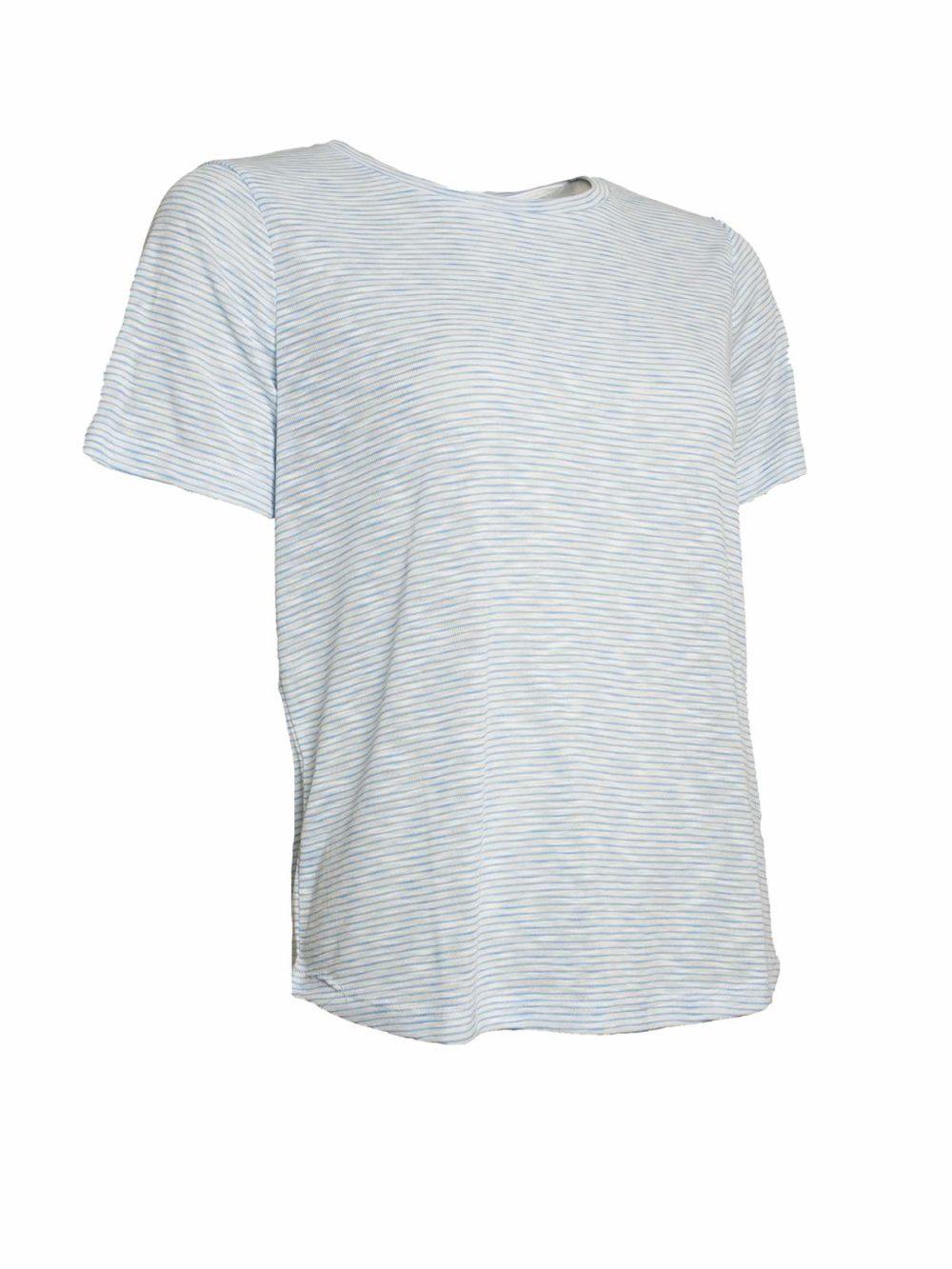 Zebra T-shirt ICHI Katie Kerr Women's Clothing