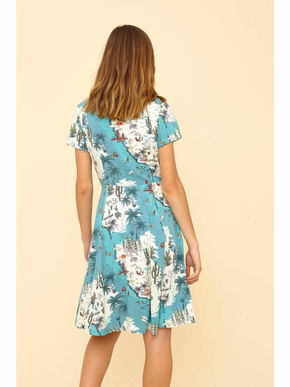 Hailey Dress Emily and Fin Katie Kerr Women's Clothing