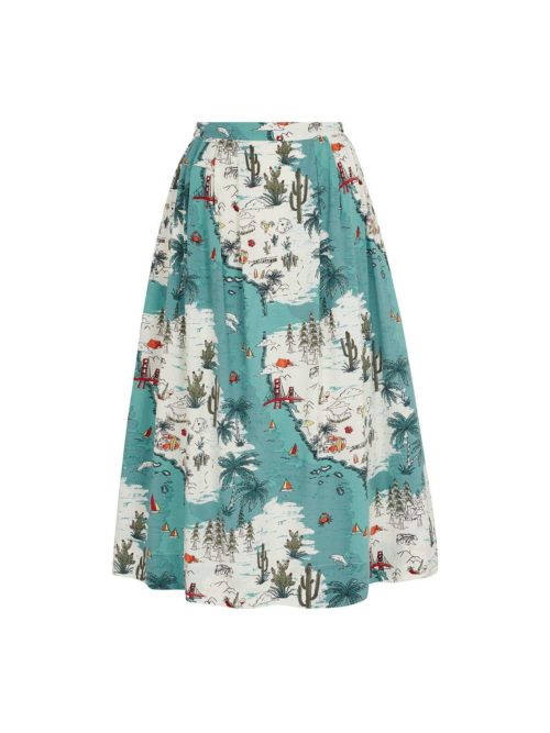 Faye Skirt Emily and Fin Katie Kerr Women's Clothing