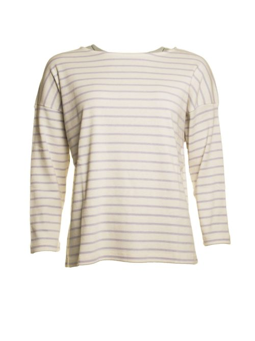 Monroe Stripe T-shirt Great Plains Katie Kerr Women's Clothing
